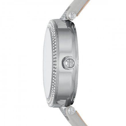 MK6807 Zegarek Damski Michael Kors Parker z szarym paskiem
