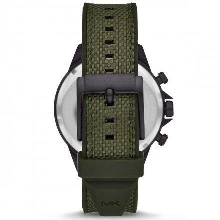MK8788 Zegarek Męski Michael Kors Gage czarny