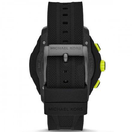 MK8798 Zegarek Męski Michael Kors Kyle czarno-żółty