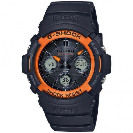 Zegarek Casio AWG-M100SF-1H4ER G-Shock AWG M100SF 1H4