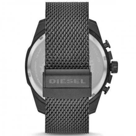 Diesel DZ4527 Zegarek Męski na Bransolecie Kolekcja Mega Chief