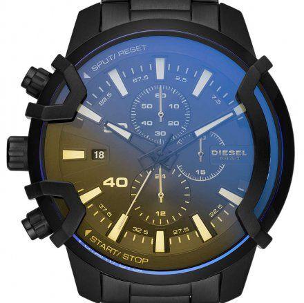 Diesel DZ4529 Zegarek Męski Na bransolecie Z Kolekcji Griffed