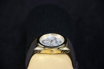Bisset BSAD41GIWX03BX Damski Zegarek Szwajcarski Marki Bisset