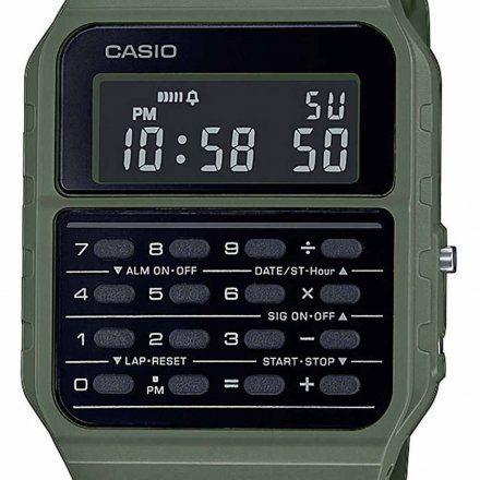 Zegarek Casio z kalkulatorem CA-53WF-3BEF Casio Vintage Retro CA 53WF 3B