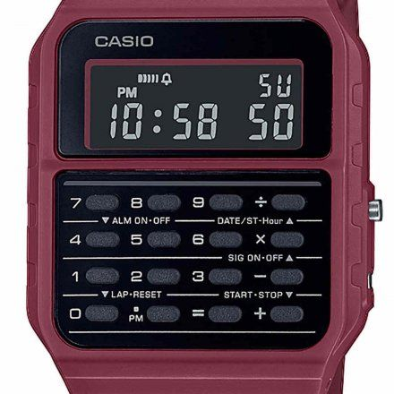 Zegarek Casio z kalkulatorem CA-53WF-4BEF Casio Vintage Retro CA 53WF 4B