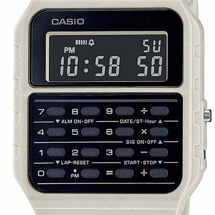 Zegarek Casio z kalkulatorem CA-53WF-8BEF Casio Vintage Retro CA 53WF 8B