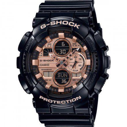 Zegarek Casio GA-140GB-1A2ER G-Shock GA 140GB 1A2
