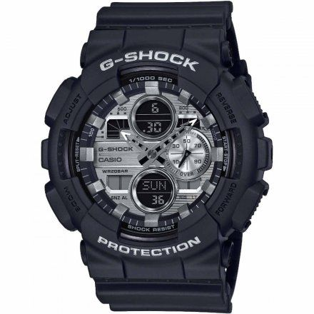Zegarek Casio GA-140GM-1A1ER G-Shock GA 140GM 1A1