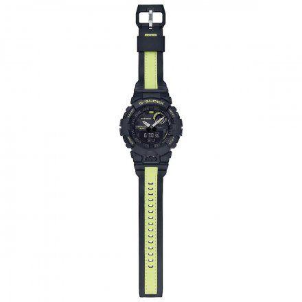 Zegarek Casio GBA-800LU-1A1ER G-Shock G-SQUAD GBA 800LU 1A1