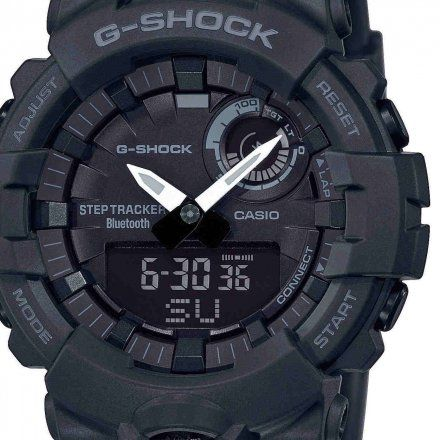 Zegarek Casio GBA-800LU-1AER G-Shock G-SQUAD GBA 800LU 1A