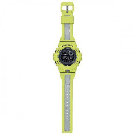 Zegarek Casio GBD-800LU-9ER G-Shock G-SQUAD GBD 800LU 9