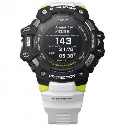 Zegarek Casio GBD-H1000-1A7ER G-Shock G-SQUAD GPS Pulsometr