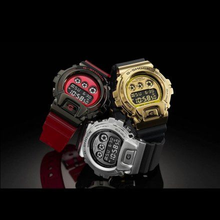 Zegarek Casio GM-6900-1ER G-Shock GM 6900 1