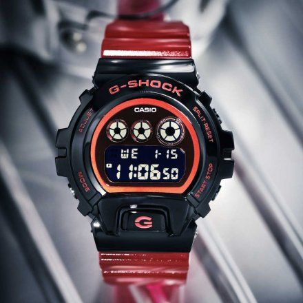 Zegarek Casio GM-6900B-4ER G-Shock G-Steel Premium GM 6900B 4