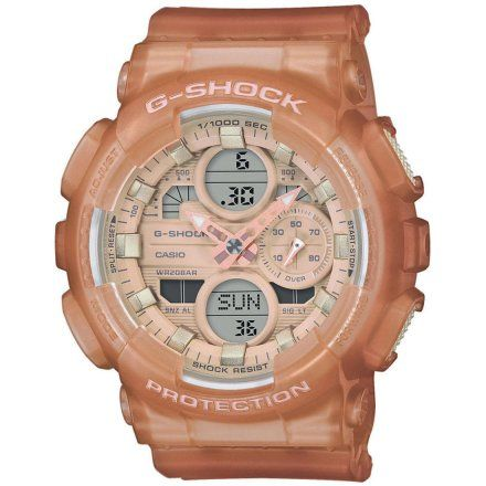 Zegarek Casio GMA-S140NC-5A1ER G-Shock GMA S140NC 5A1