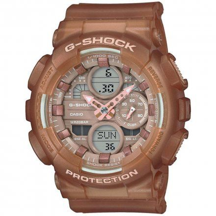Zegarek Casio GMA-S140NC-5A2ER G-Shock GMA S140NC 5A2