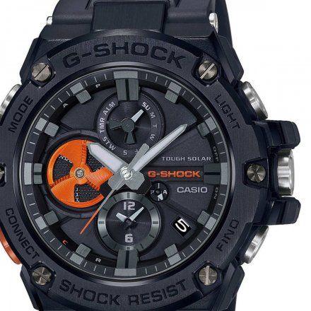 Zegarek Casio GST-B100B-1A4ER G-Shock GST B100B 1A4