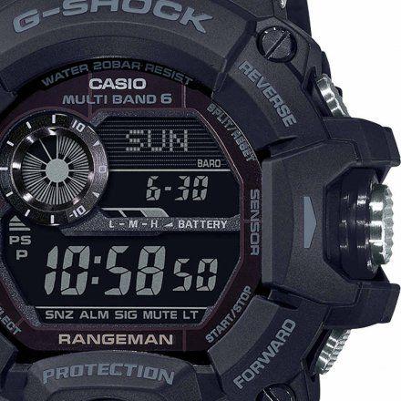 Zegarek Casio GW-9400-1BER G-Shock GW 9400 1B