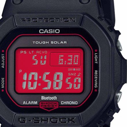 Zegarek Casio GW-B5600AR-1ER G-Shock GW B5600AR 1