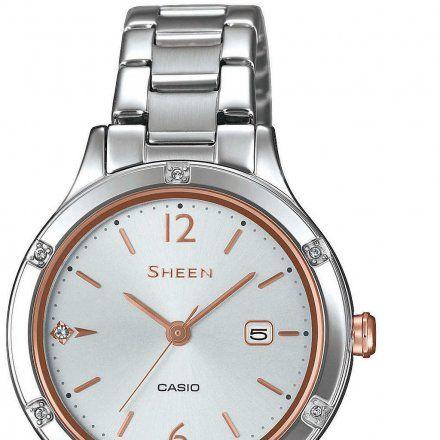 Zegarek Damski Casio Sheen SHE-4533D-7AUER