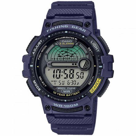 Zegarek Casio WS-1200H-2AVEF Sport WS 1200H 2A