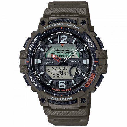 Zegarek Casio WSC-1250H-3AVEF Sport WSC 1250H 3A