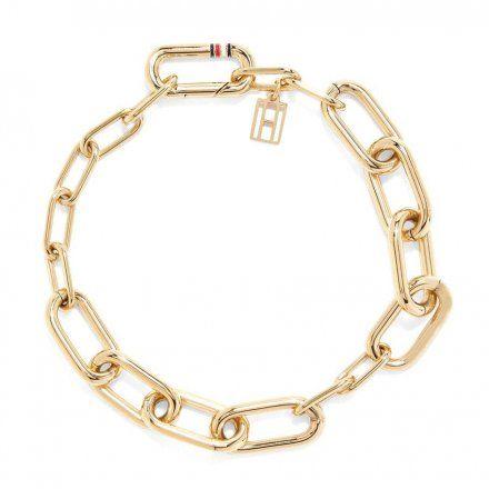 Biżuteria Tommy Hilfiger Damska Bransoletka złota 2780188