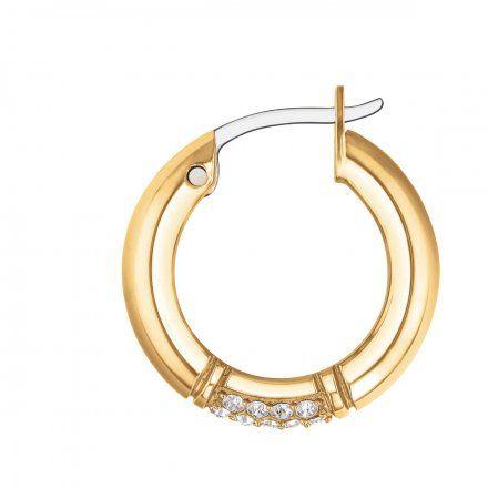 Biżuteria Tommy Hilfiger Damskie Kolczyki Złote 2780212