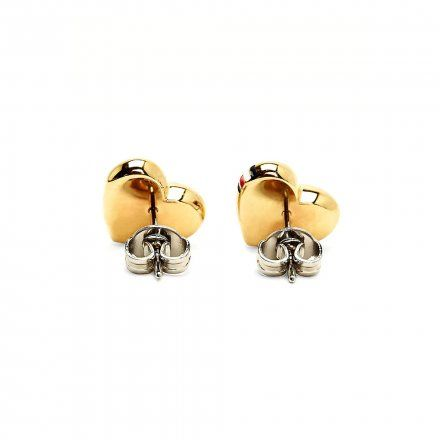 Biżuteria Tommy Hilfiger Damskie Kolczyki Złote 2780300