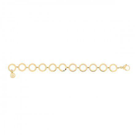 Biżuteria Tommy Hilfiger Damska Bransoletka złota 2780312