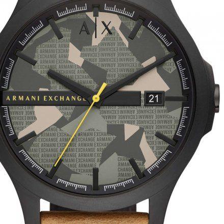 AX2412 Armani Exchange HAMPTON zegarek AX z paskiem