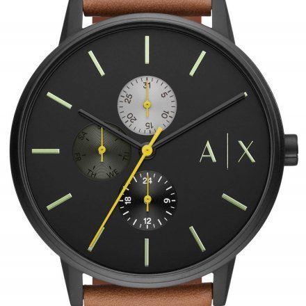 AX2723 Armani Exchange Cayde zegarek AX z paskiem