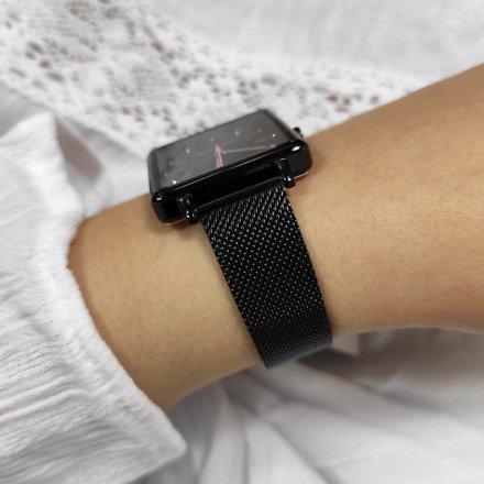 AX5805 Armani Exchange LOLA SQUARE zegarek damski AX z bransoletką