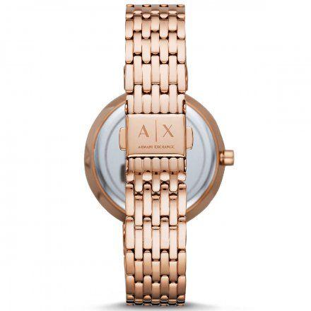 AX5901 Armani Exchange ZOE zegarek AX z bransoletą