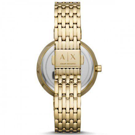 AX5902 Armani Exchange ZOE zegarek AX z bransoletą