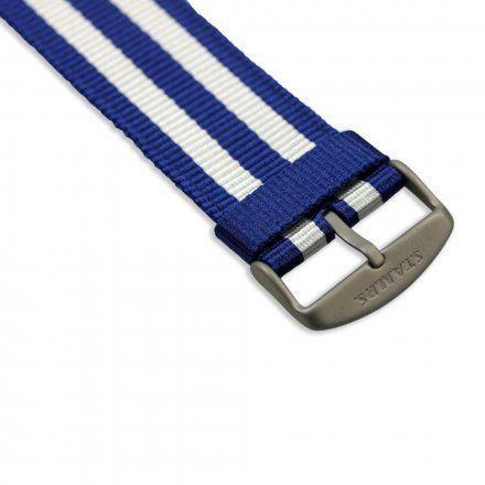 Pasek S.T.A.M.P.S. Jack Stripes Blue 100930 2700