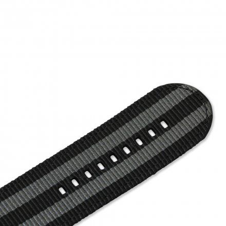 Pasek S.T.A.M.P.S. Jack Stripes Grey 100930 4000