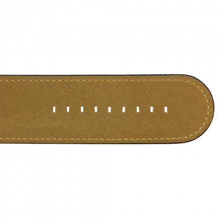Pasek S.T.A.M.P.S. Antique Leather Gold 104923 1200