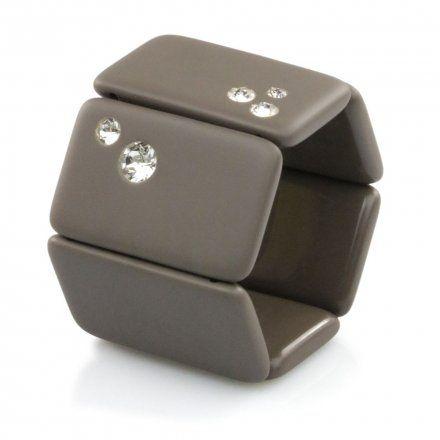 Bransoleta S.T.A.M.P.S. Belta Diamond Grey 102233 4000