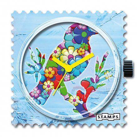 Zegarek S.T.A.M.P.S. Flower Bird 105062
