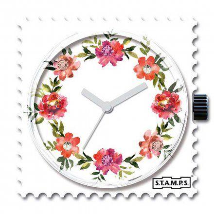 Zegarek S.T.A.M.P.S. Diamond Floral 105554