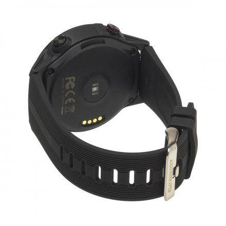 Smartwatch Garett Multi 4 Sport RT czarny z paskiem