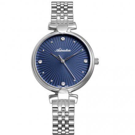 Zegarek Damski Adriatica na bransolecie A3530.5145Q - Zegarek Kwarcowy Swiss Made