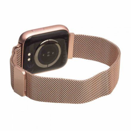 Smartwatch Garett Women Eva różowy z bransoletą