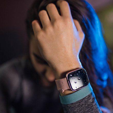 Smartwatch Garett Women Eva RT czarny z paskiem