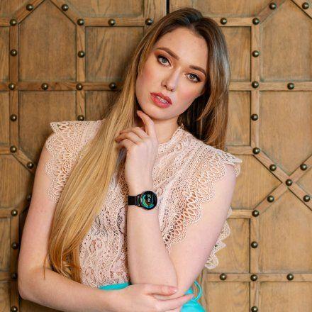 Smartwatch Garett Lady Bella złoty z bransoletą
