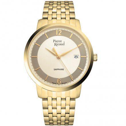 Pierre Ricaud P97247.1151Q Zegarek - Niemiecka Jakość
