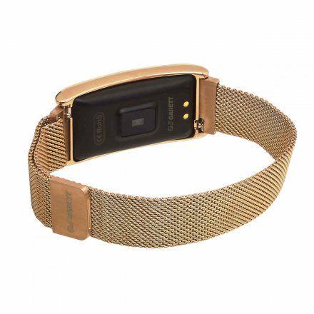 Smartwatch Garett Women Lucy złoty z bransoletą