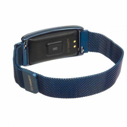 Smartwatch Garett Women Lucy niebieski z bransoletą