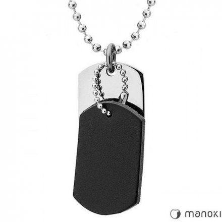 Biżuteria Manoki Naszyjnik męski WA328B